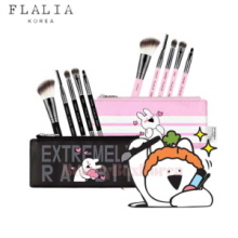 FLALIA Brush Set 6items [Extremely Rabbit Edition],FLALIA